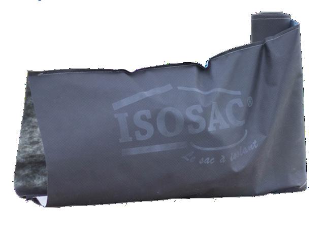 Isosac solution pour l'isolation des toitures